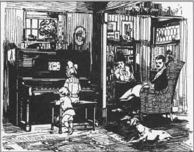 Advertisement for a Beckwith player piano from the 1915 Sears Roebuck catalog. (From the Collections of Henry Ford Museum & Greenfield Village.)