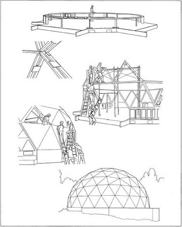 Geo Dome Home Design additionally BaseCapTruss together with Geodesic Dome in addition Article further Hobbit House Floor Plans. on dome greenhouse plans