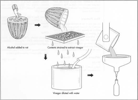 How vinegar is made - making, history, used, product, machine, Raw ...